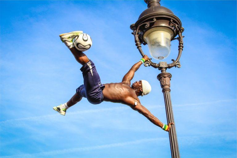 技とトレーニング方法