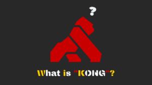 KONGとは?
