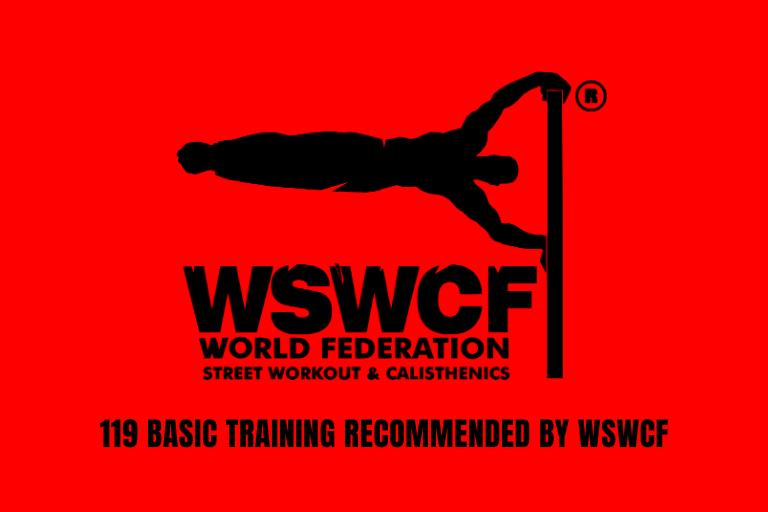 WSWCF推奨トレーニング119種目紹介のまとめ